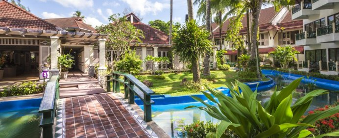 Hotel AMORA BEACH RESORT 4* - Phuket, Thailanda. - Photo 6