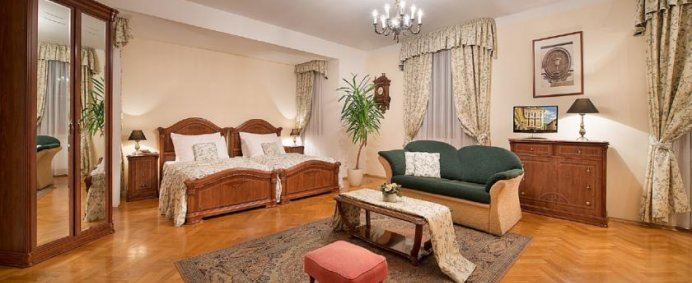 Hotel BOUTIQUE CONSTANS 4* - Prague, Cehia. - Photo 11