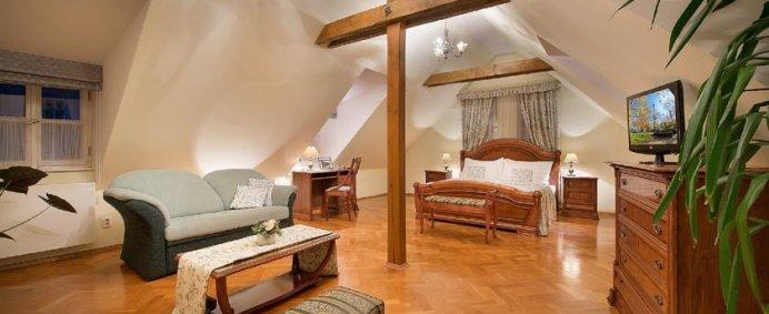 Hotel BOUTIQUE CONSTANS 4* - Prague, Cehia. - Photo 4