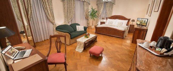 Hotel BOUTIQUE CONSTANS 4* - Prague, Cehia. - Photo 7