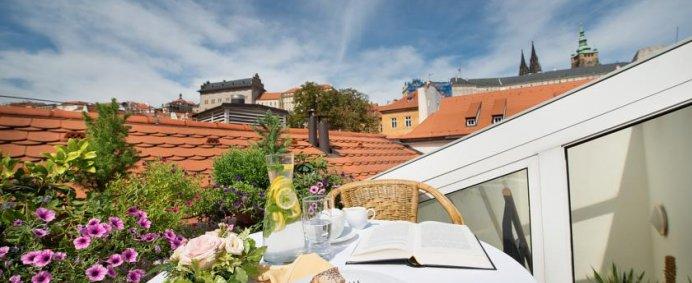 Hotel BOUTIQUE CONSTANS 4* - Prague, Cehia. - Photo 10