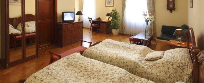 Hotel BOUTIQUE CONSTANS 4* - Prague, Cehia. - Photo 15