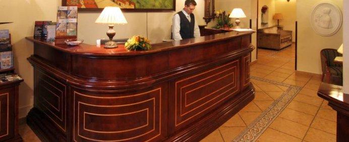 Hotel BOUTIQUE CONSTANS 4* - Prague, Cehia. - Photo 5