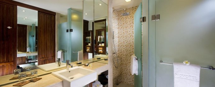 Hotel NOVOTEL BALI BENOA 5* - Bali, Indonezia. - Photo 12