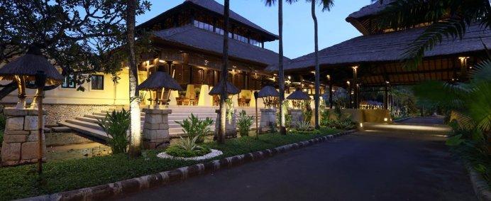 Hotel NOVOTEL BALI BENOA 5* - Bali, Indonezia. - Photo 4