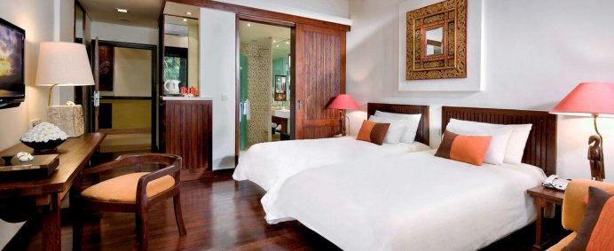 Hotel NOVOTEL BALI BENOA 5* - Bali, Indonezia. - Photo 15