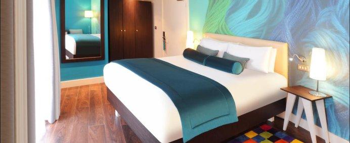 Hotel INDIGO LIVERPOOL 4* - Liverpool, Marea Britanie (U.K.) - Photo 7