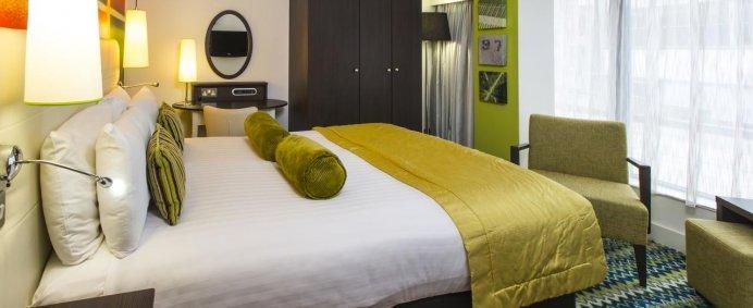Hotel INDIGO LIVERPOOL 4* - Liverpool, Marea Britanie (U.K.) - Photo 2
