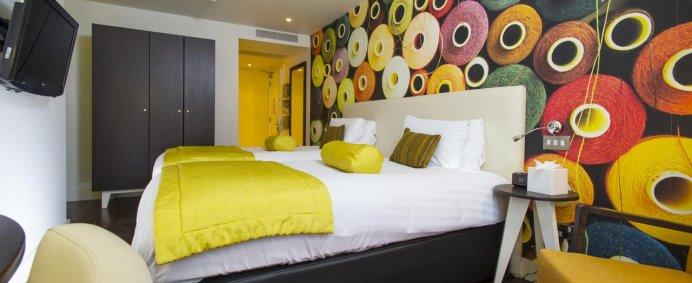 Hotel INDIGO LIVERPOOL 4* - Liverpool, Marea Britanie (U.K.) - Photo 5