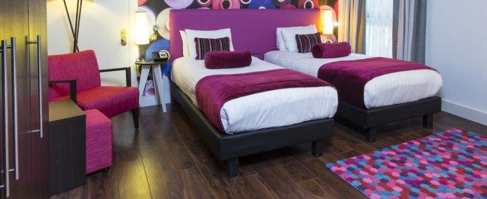 Hotel INDIGO LIVERPOOL 4* - Liverpool, Marea Britanie (U.K.) - Photo 1