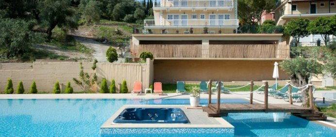 Aparthotel BLUMARIN 2* - Insula CORFU, Grecia. - Photo 11