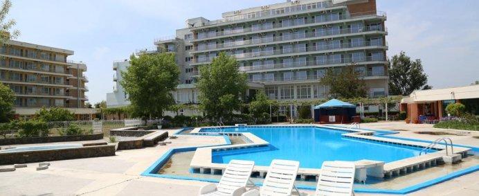 Hotel COMANDOR 4* - Mamaia, Romania. - Photo 4