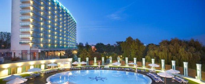 Hotel EUROPA 4* - Eforie Nord, Romania. - Photo 7