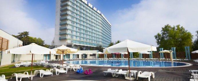 Hotel EUROPA 4* - Eforie Nord, Romania. - Photo 9