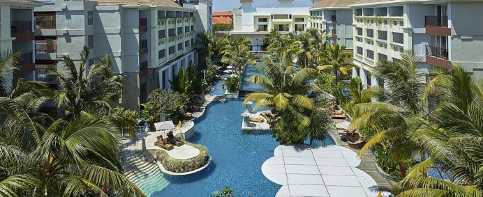 Hotel SWISS BELRESORT WATU JIMBAR 4* - Bali, Indonezia. - Photo 8