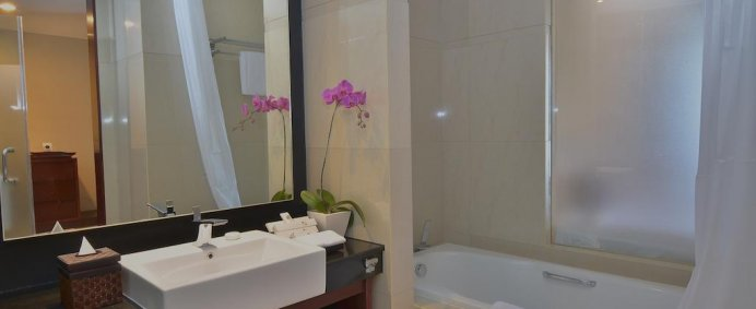 Hotel SWISS BELRESORT WATU JIMBAR 4* - Bali, Indonezia. - Photo 9