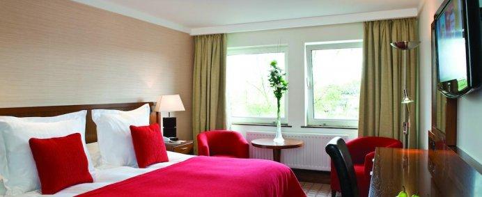 Hotel STORMONT 4* - Belfast, Irlanda de Nord. - Photo 13