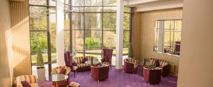 Hotel STORMONT 4* - Belfast, Irlanda de Nord. - Photo 4