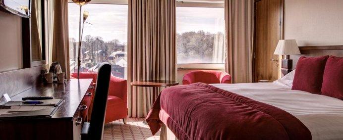 Hotel STORMONT 4* - Belfast, Irlanda de Nord. - Photo 11