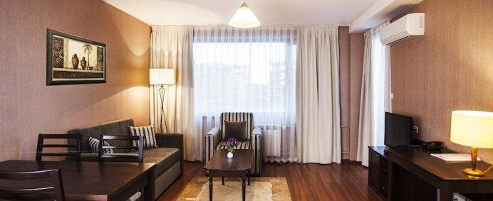 Aparthotel REGNUM 5* - Bansko, Bulgaria. - Photo 5