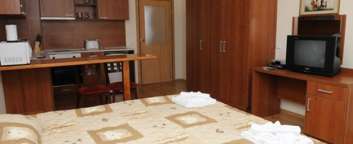 Aparthotel PIRIN PLACE 3* - Bansko, Bulgaria. - Photo 2