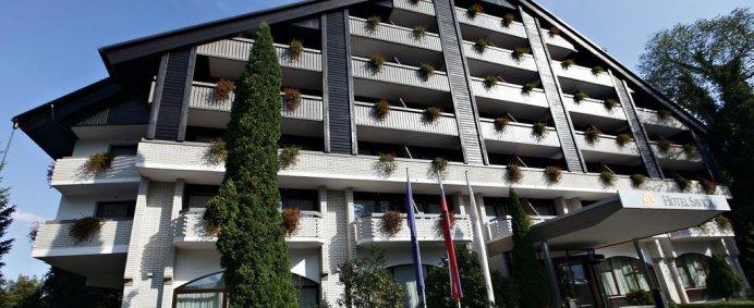 Hotel SAVICA 3* - Bled, Slovenia. - Photo 1