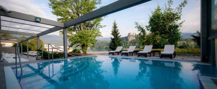 Hotel SAVICA 3* - Bled, Slovenia. - Photo 10