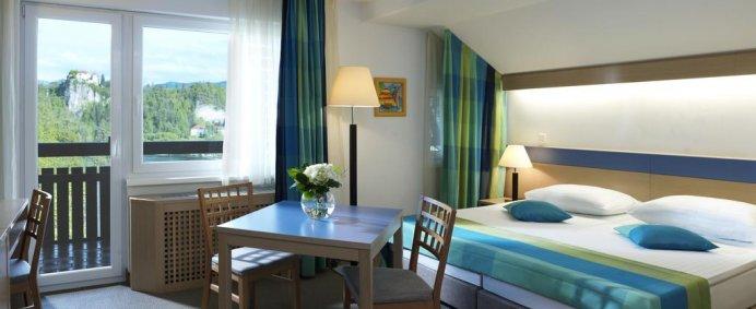 Hotel SAVICA 3* - Bled, Slovenia. - Photo 4