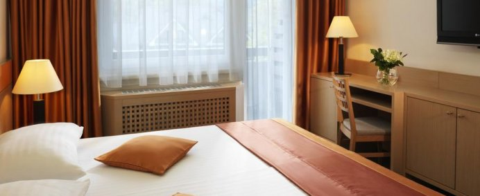 Hotel SAVICA 3* - Bled, Slovenia. - Photo 11