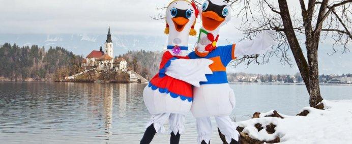 Hotel SAVICA 3* - Bled, Slovenia. - Photo 12