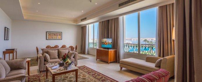 Hotel BARON PALACE SAHL HASHEESH 5* - Hurghada, Egipt. - Photo 5