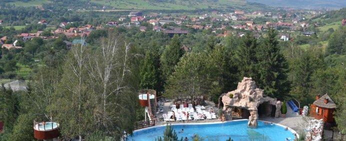 Hotel CLUB VILA BRAN 3* - Bran, Romania. - Photo 12