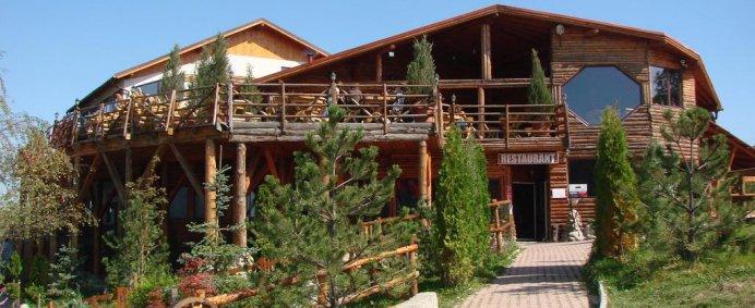 Hotel CLUB VILA BRAN 3* - Bran, Romania. - Photo 4