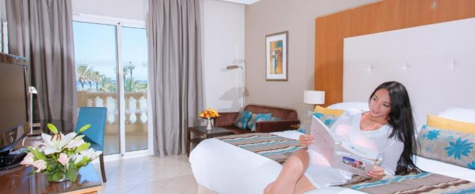 Hotel ROYAL THALASSA MONASTIR 5* - Monastir, Tunisia. - Photo 6