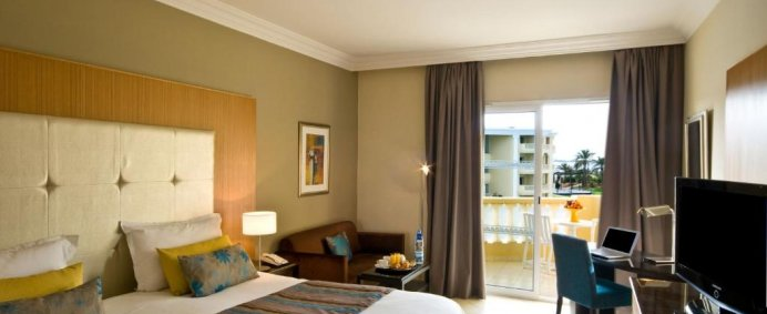 Hotel ROYAL THALASSA MONASTIR 5* - Monastir, Tunisia. - Photo 10