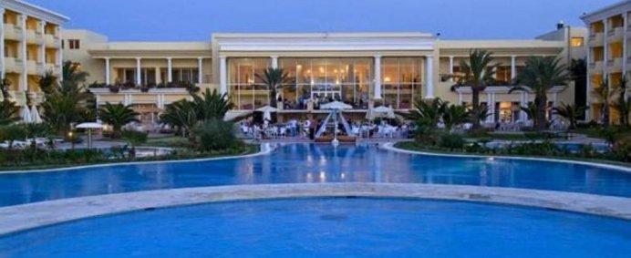 Hotel ROYAL THALASSA MONASTIR 5* - Monastir, Tunisia. - Photo 8