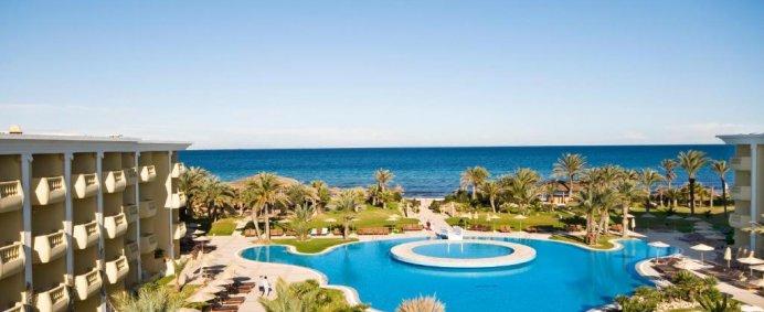 Hotel ROYAL THALASSA MONASTIR 5* - Monastir, Tunisia. - Photo 2