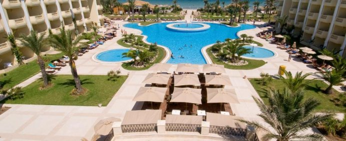 Hotel ROYAL THALASSA MONASTIR 5* - Monastir, Tunisia. - Photo 5