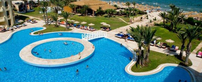 Hotel ROYAL THALASSA MONASTIR 5* - Monastir, Tunisia. - Photo 1