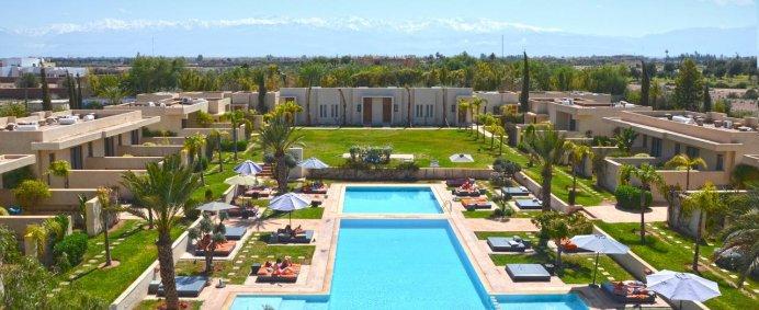 SEJUR de 7 nopti la Hotel SIRYANE BOUTIQUE HOTEL & SPA 5* - Marrakech, Maroc. - Photo 10