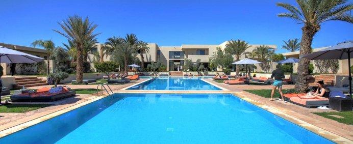 SEJUR de 7 nopti la Hotel SIRYANE BOUTIQUE HOTEL & SPA 5* - Marrakech, Maroc. - Photo 15