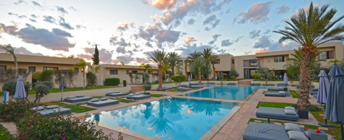 SEJUR de 7 nopti la Hotel SIRYANE BOUTIQUE HOTEL & SPA 5* - Marrakech, Maroc. - Photo 6