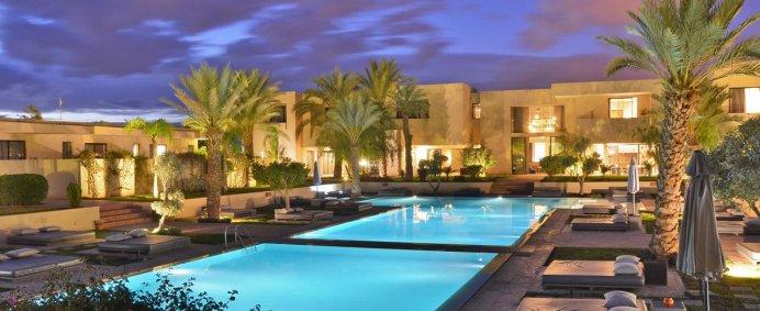 SEJUR de 7 nopti la Hotel SIRYANE BOUTIQUE HOTEL & SPA 5* - Marrakech, Maroc. - Photo 9