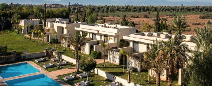 SEJUR de 7 nopti la Hotel SIRYANE BOUTIQUE HOTEL & SPA 5* - Marrakech, Maroc. - Photo 3