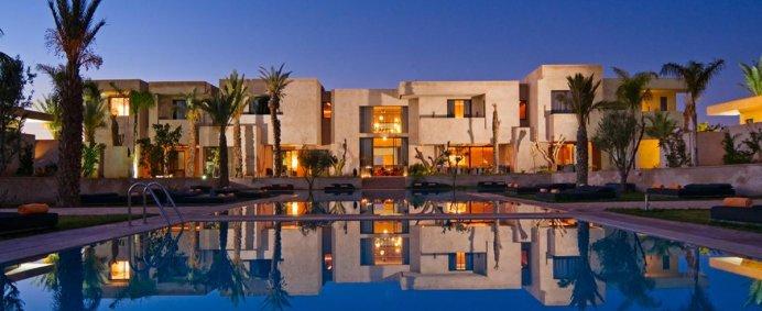 SEJUR de 7 nopti la Hotel SIRYANE BOUTIQUE HOTEL & SPA 5* - Marrakech, Maroc. - Photo 5