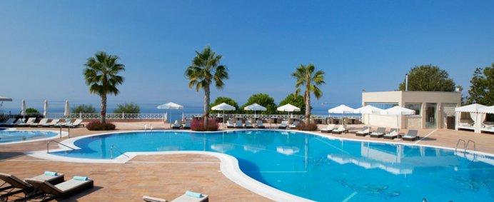 Oferta Early Booking SEJUR 7 nopti la Hotel POMEGRANATE WELLNESS SPA 5* DeLuxe - Halkidiki Kassandra, Grecia. De la 379 EURO/ pers. - Photo 18