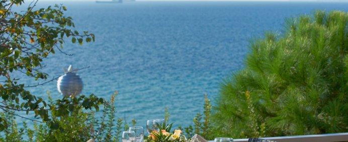 Oferta Early Booking SEJUR 7 nopti la Hotel POMEGRANATE WELLNESS SPA 5* DeLuxe - Halkidiki Kassandra, Grecia. De la 379 EURO/ pers. - Photo 1