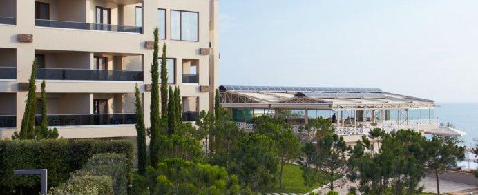 Oferta Early Booking SEJUR 7 nopti la Hotel POMEGRANATE WELLNESS SPA 5* DeLuxe - Halkidiki Kassandra, Grecia. De la 379 EURO/ pers. - Photo 10