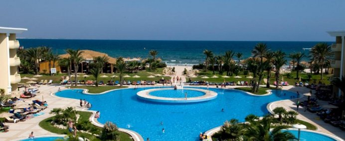 SEJUR la Hotel ROYAL THALASSA MONASTIR 5* - Monastir, Tunisia. - Photo 6