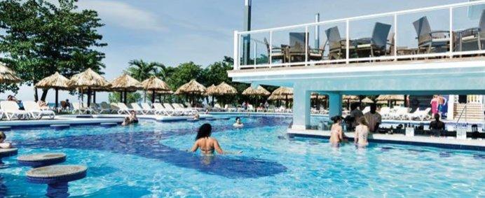 SEJUR la Hotel RIU NEGRIL 5* - Negril, Jamaica. - Photo 5